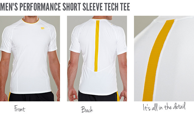 Men's Tribesports Performance Tech Tee