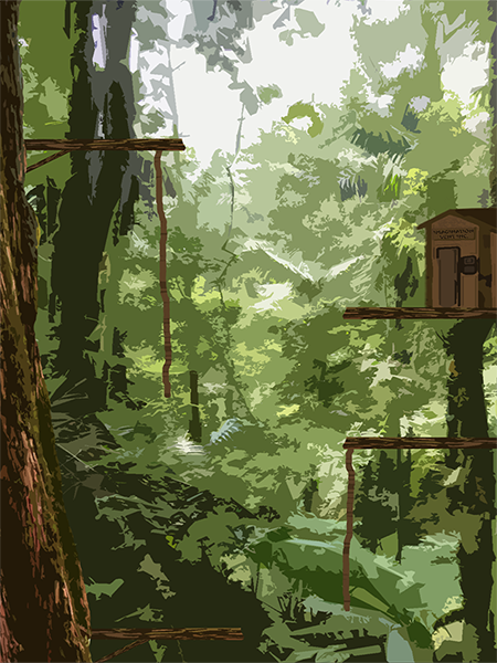 Jungle Stage Concept