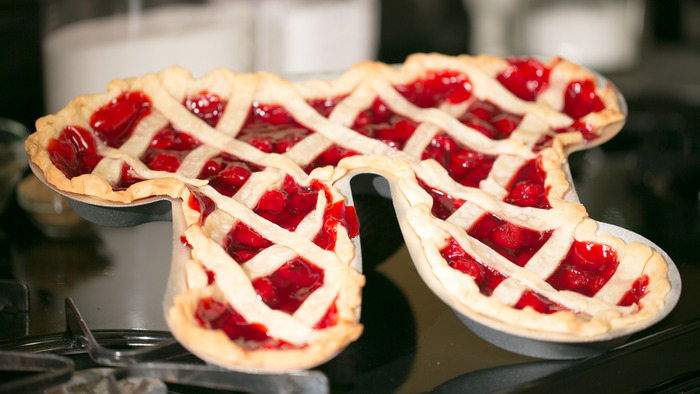 Don't you want a cherry pie like this? Please back our project today!