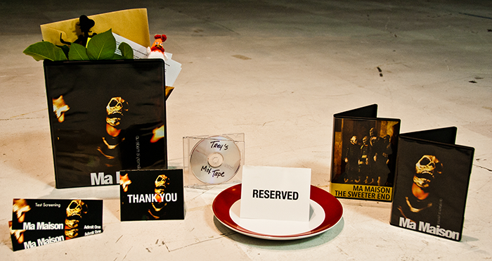 Our rewards include DVD's, test screenings, dinner with the filmmakers, and more