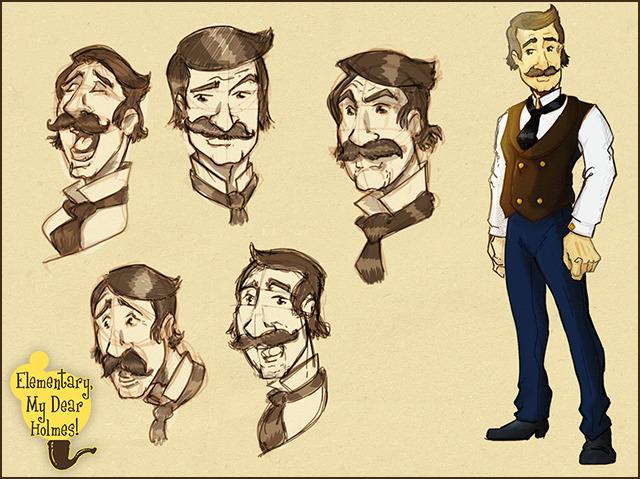 Watson. John Watson. Who? Exactly.