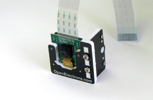 Prototype of Pi-Camera mount
