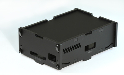 Prototype of Pi-Case