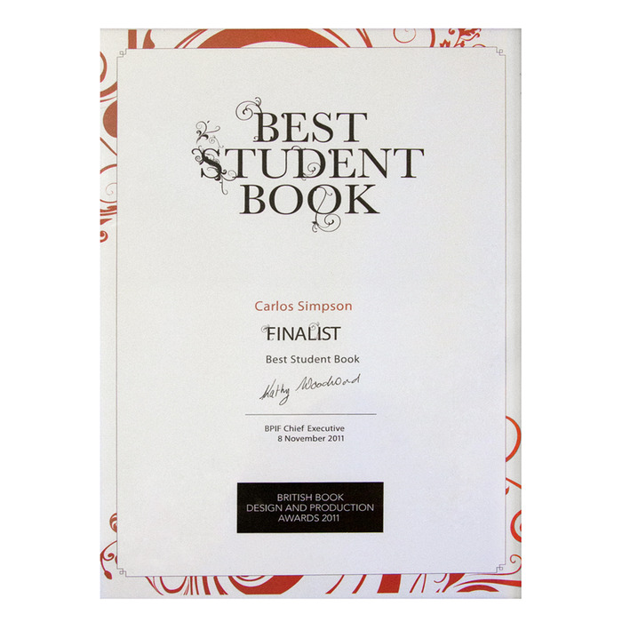 British Book Design And Production Awards