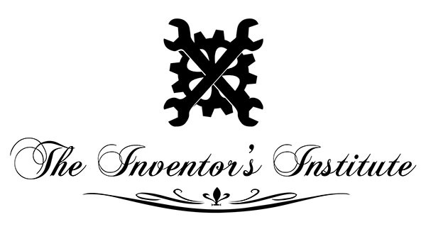 One of many ideas for the Inventor's Institute logo.