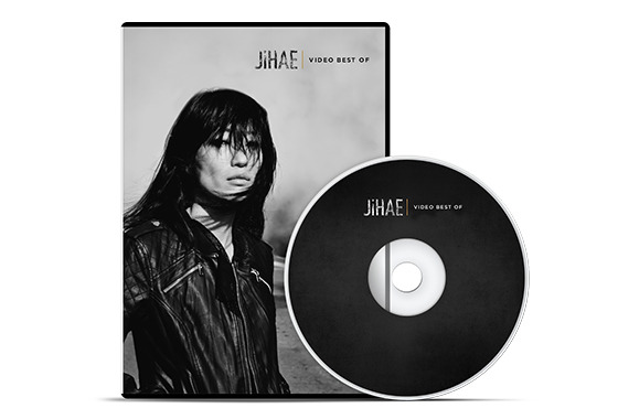 Best of Jihae's Music Videos DVD
