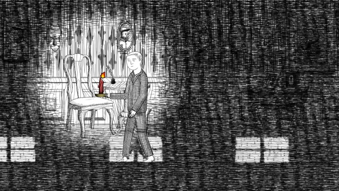 Kickstarter: Neverending Nightmares joins Ouya funding program