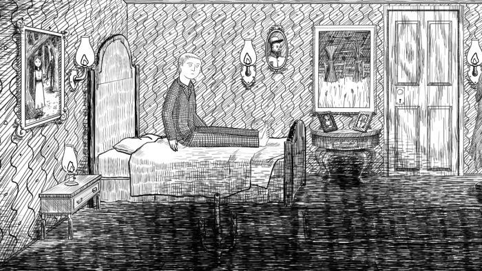 Kickstarter: Neverending Nightmares joins Ouya funding program