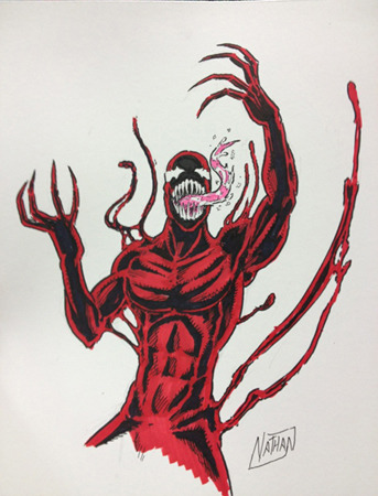 Carnage Commission by Nathan Smith!
