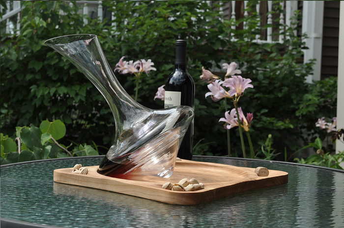 Revolutionary Wine Decanter