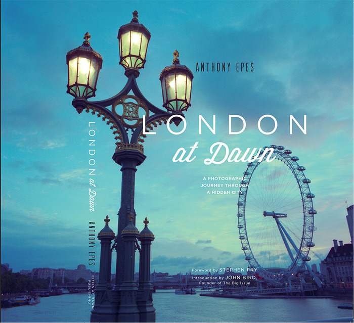 London at Dawn front cover