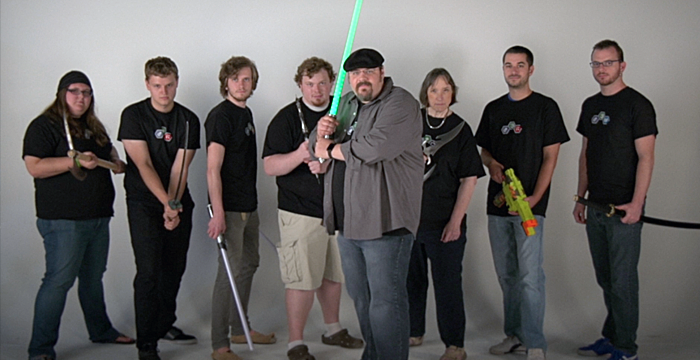 The Art & Design Team @Loreful - Ready to do battle in Your Name! Huzzah!