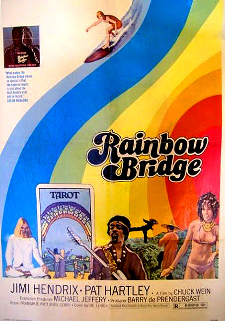 Movie Rainbow Bridge Jimi Hendrix by BEL