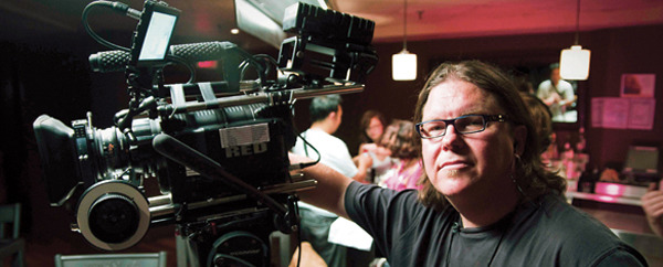 Cinematographer Michael Jari Davidson