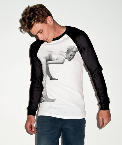 Uni-sex Raglan Shirt