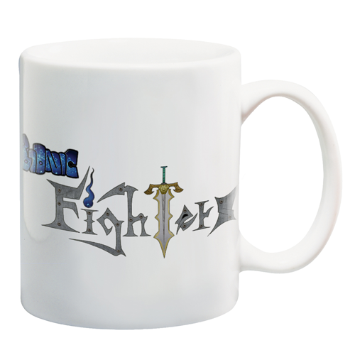 Bionic Fighters Mug