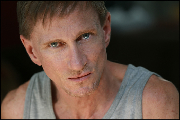 Actor BILL OBERST JR