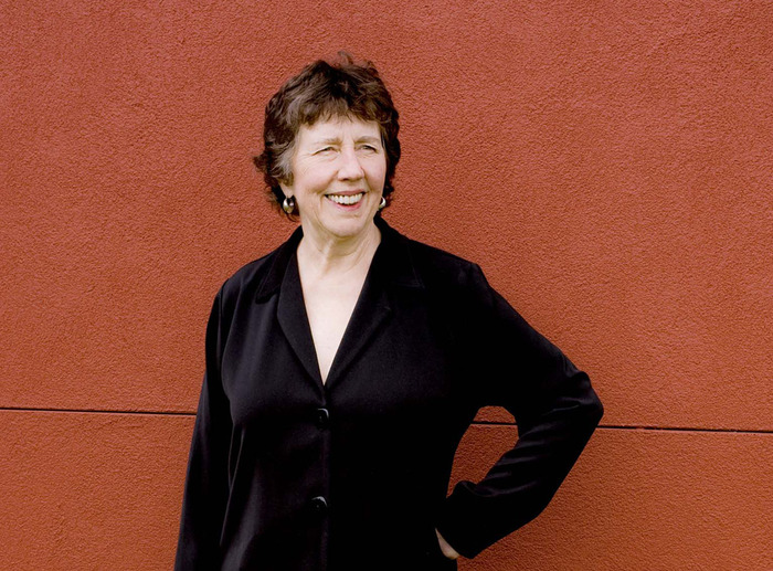 Composer Joan Tower