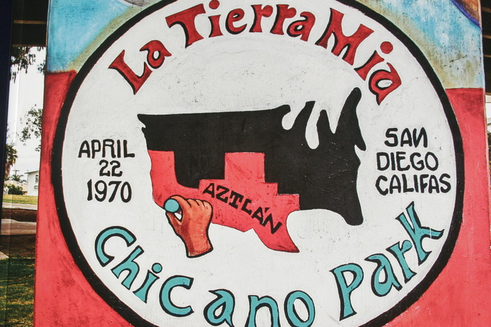 Chicano Park Murals photo book