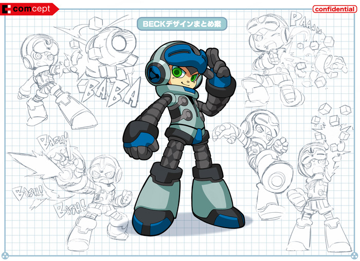 Inafune announces Mighty No.9 Kickstarter (Megaman in all but name) [$4M FUNDED] D872aedcdccf552f3a519ee565576732_large