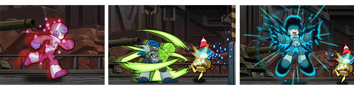 Mighty No.9, un Megaman-like sur Kickstarter par Keiji Inafune, créateur de la série 419a16837e4713fe0193cc55ecbb753f_large