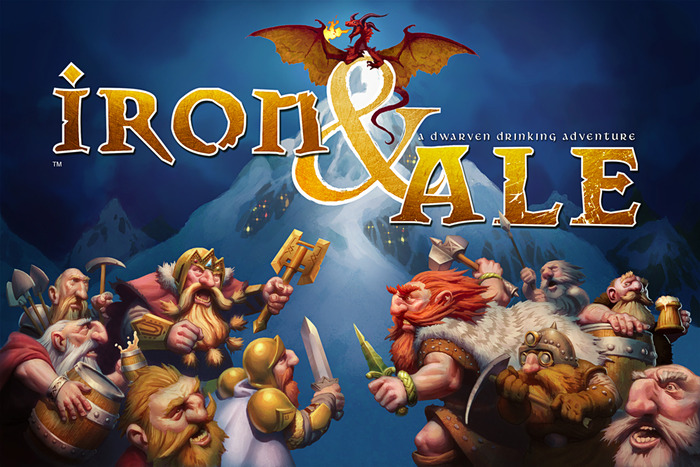 Iron & Ale Cover Art Table Forged LLC ©
