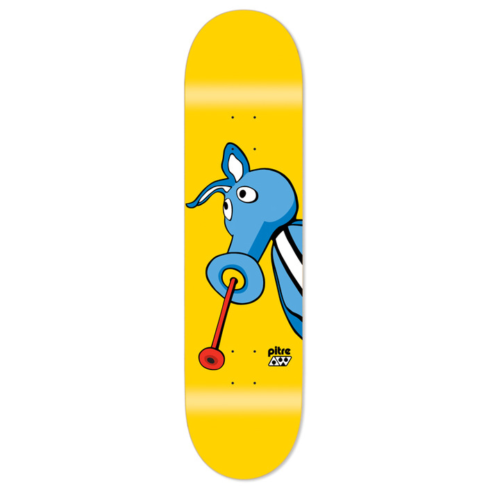 Replica 1994 Alien Workshop Aardvark Screenprinted Deck