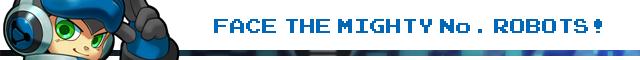 Mighty No.9, un Megaman-like sur Kickstarter par Keiji Inafune, créateur de la série 32b0bc81b815d92fd7b388e1b6fcb065_large