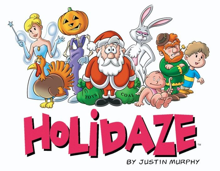 'Holidaze' Graphic Novel