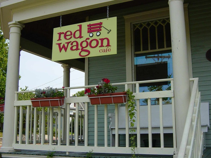 Red Wagon Café