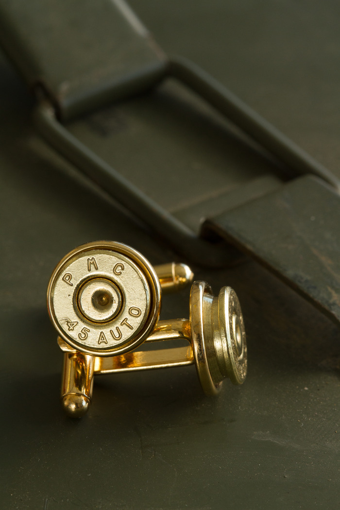 Ammo Wear Hand Crafted Bullet Casing Jewelry By Byron