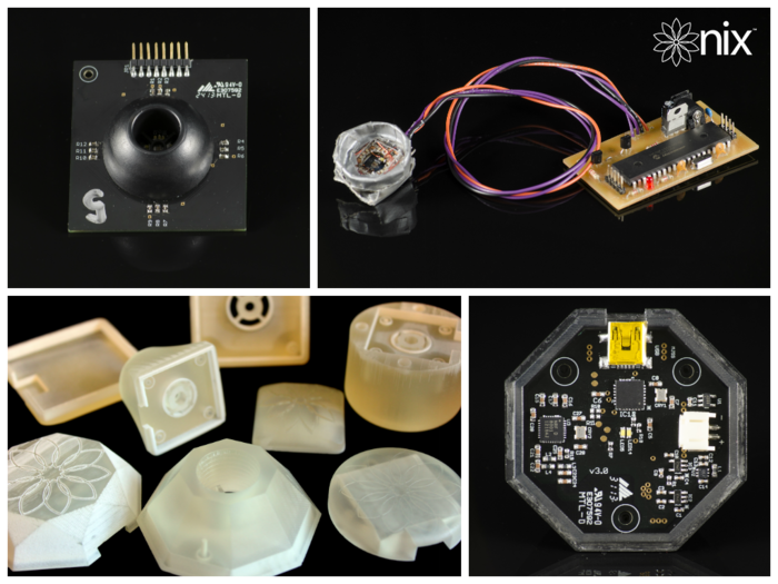 A small selection of our prototypes.