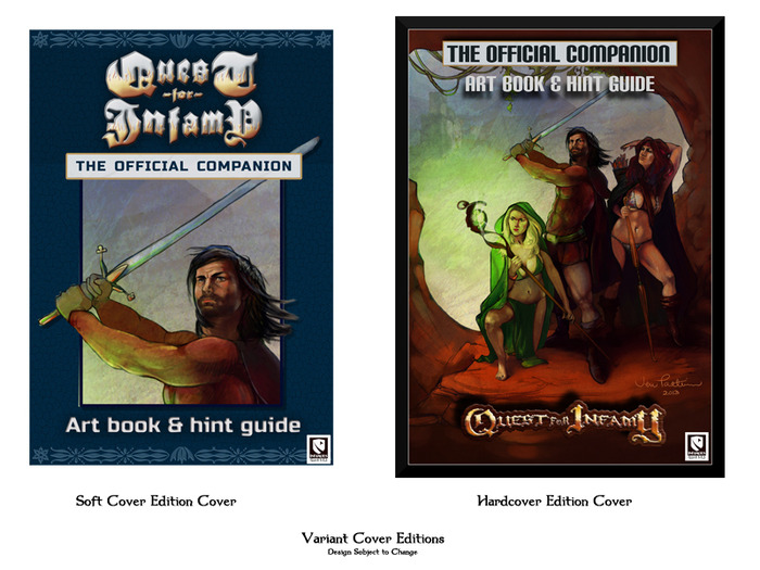 Variant Cover Art Editions