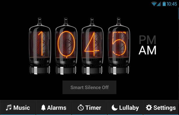 Choose from Nixie Tubes...