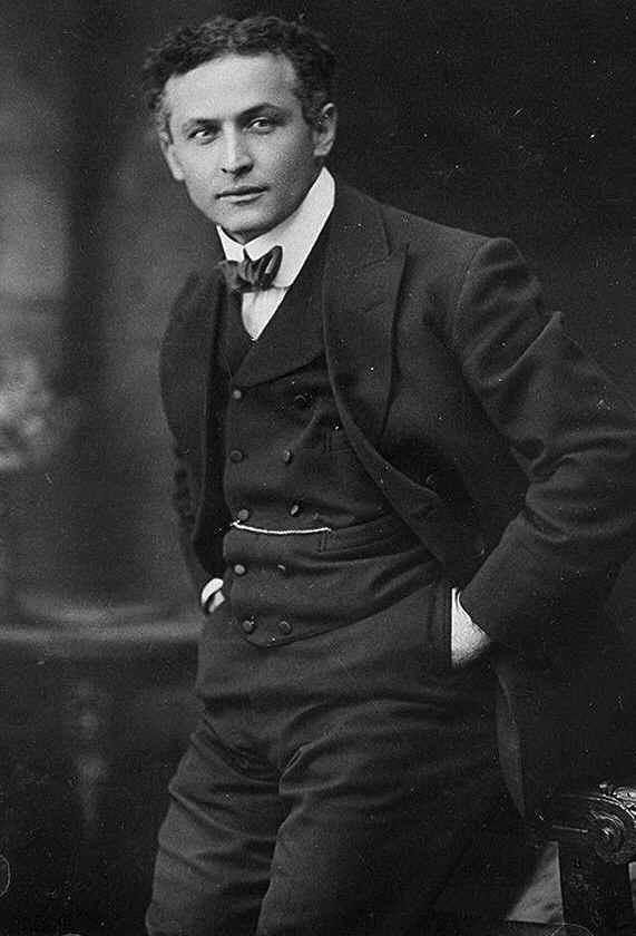 Harry Houdini - what was his connection to the creature known only as Cthulhu?