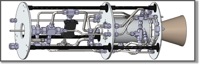 NE-1 Prototype Engine Design