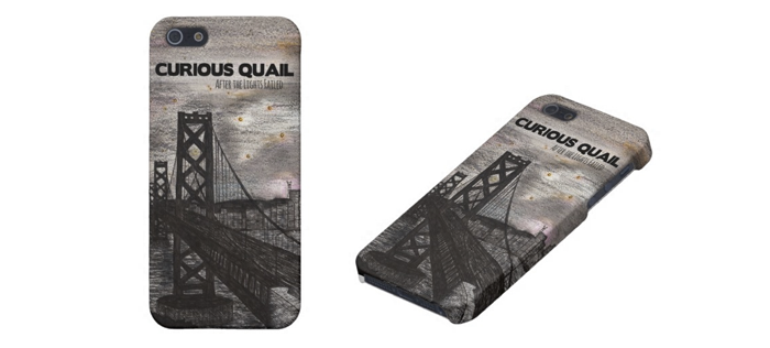 THE ARMORED QUAIL - Album Art iPhone Case*