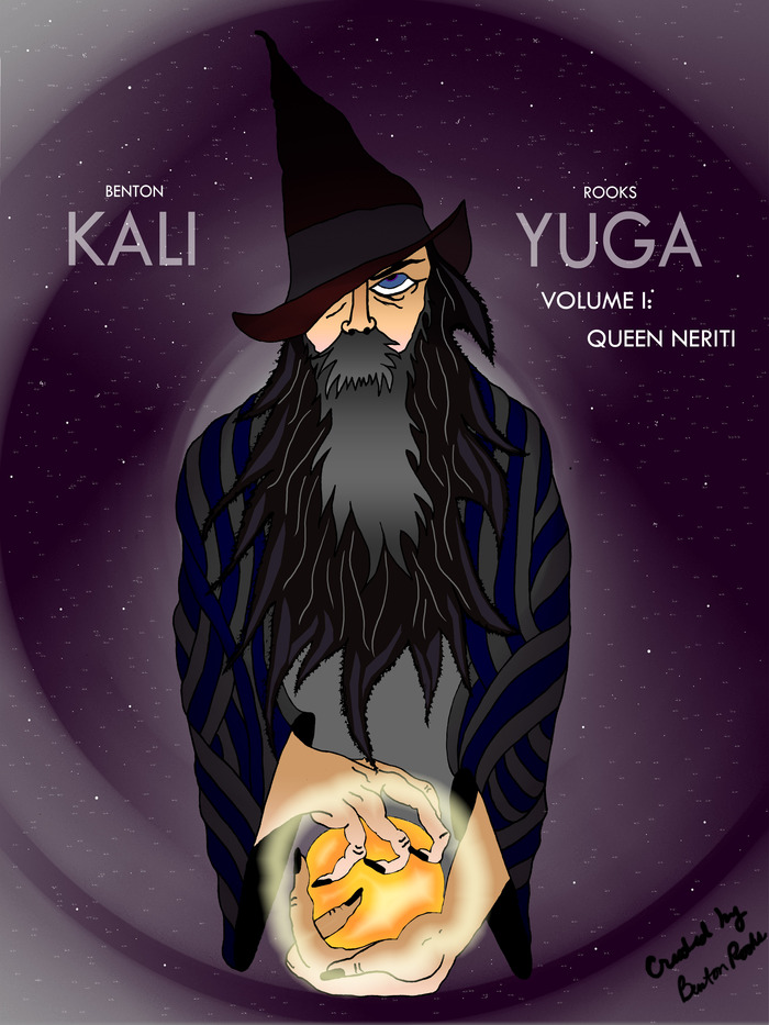 Cover art for KALI-YUGA