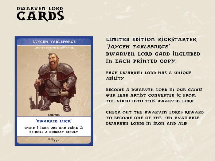 Dwarven Lords Sample