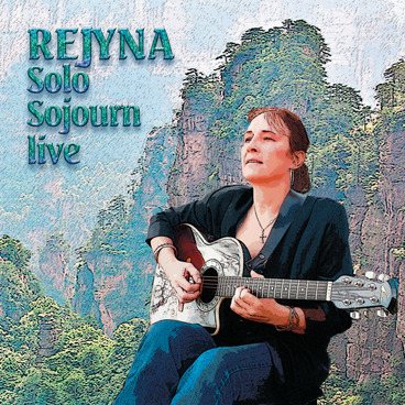My 'Solo Sojourn Live' CD and Download