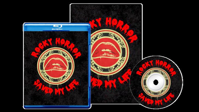 DVD and Blu Ray set