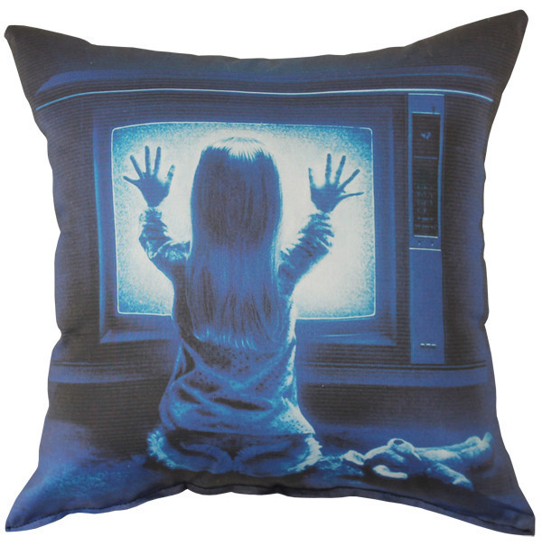 Poltergeist Pillow from Horror Decor.net