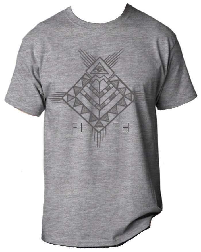 FITH Kickstarter-Exclusive T-Shirt (digital mock-up)
