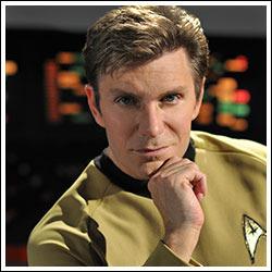 Vic Mignogna as Captain Kirk