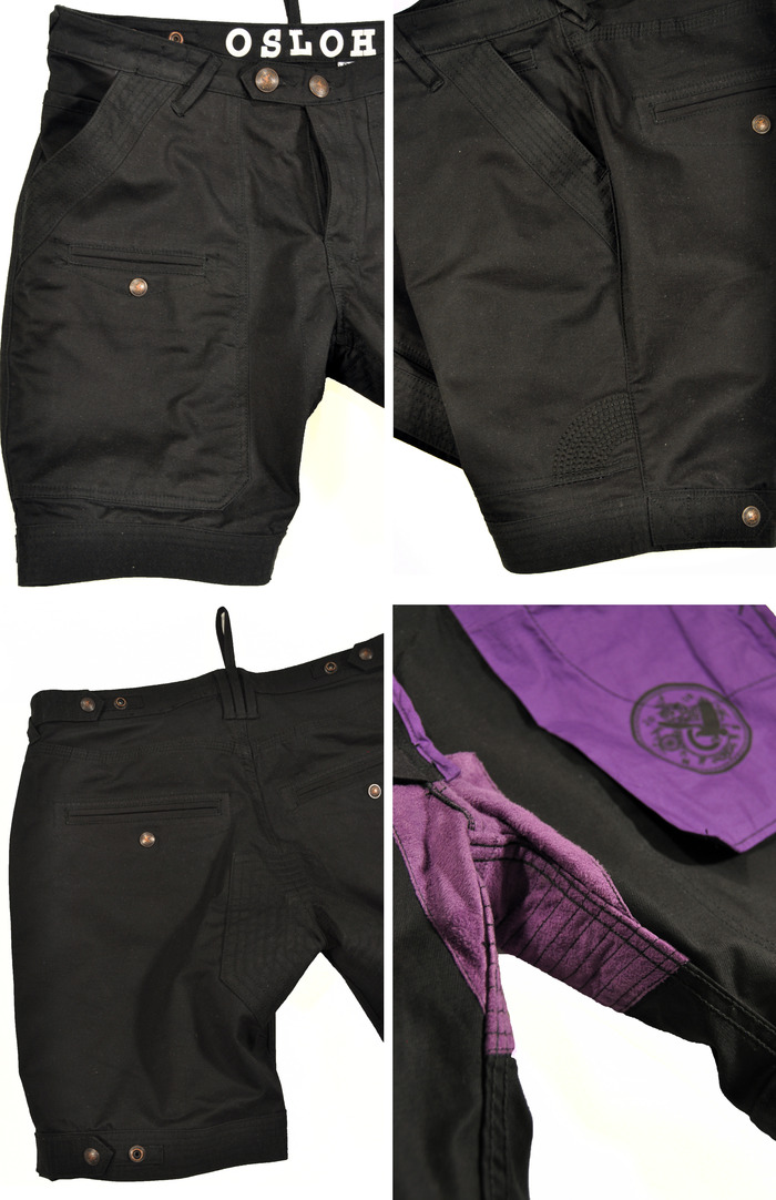 Black Shift Short Details