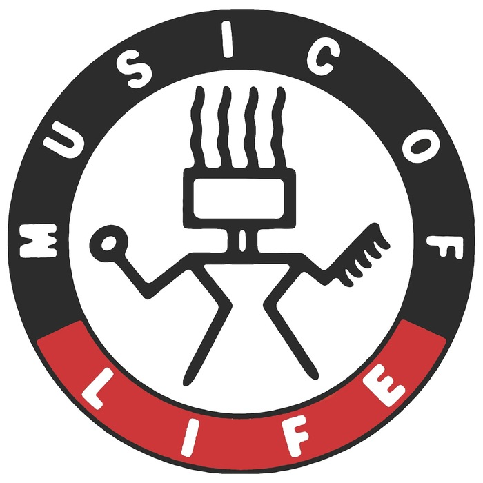 Music of Life Slipmat