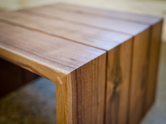 Simple, strong details: scalable furniture