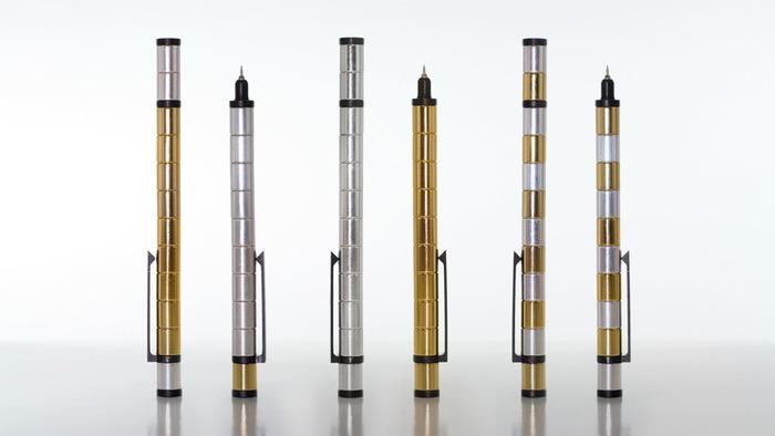 Ручка Polar pen – это модульная ручка + стилус. Лучший подарок для любимого человека, друга, коллеги, шефа. Этот революционный продукт высоко оценили уже более 200 тыс. человек. Помимо золотистой модели, можно выбрать серебристую или комбинированную.