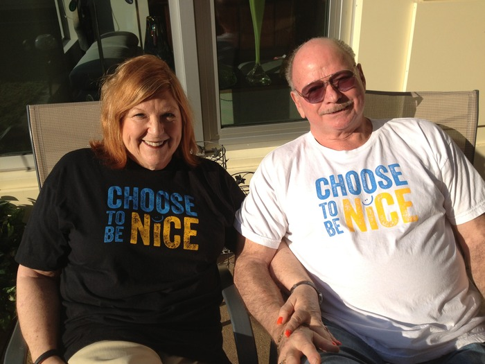 Grandparents Choose To Be Nice
