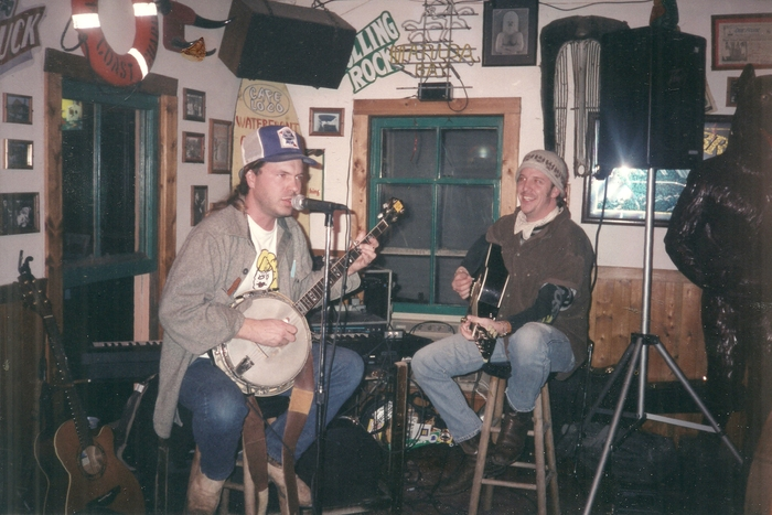 Cafe Loco, Savannah, 1998